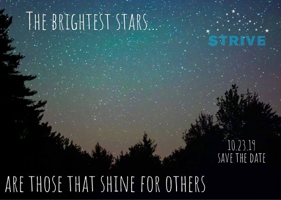 The Brightest Stars STRIVE Auction