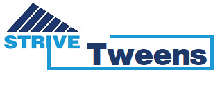 STRIVE Tweens logo
